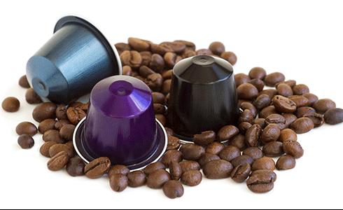 Nespresso kapsler