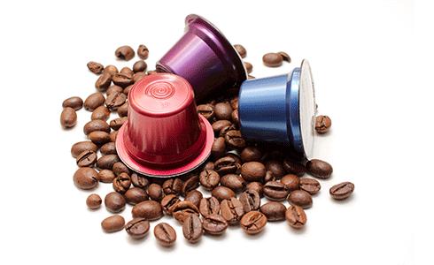 Nespresso kompatible kapsler
